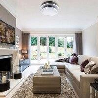 LED Ceiling Lights Dia 350mm Aluminum Acryl High Brightness 220V 230V 240V Warm White Cool White