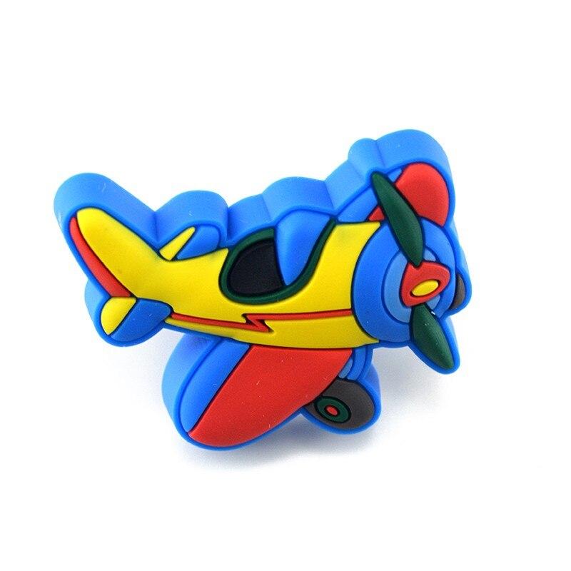 Childrens drawer pull handles Car Kids cupboard cloud knobs Star dresser Plane