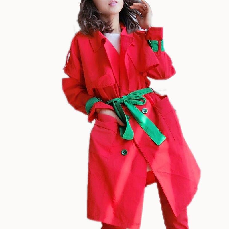 Oversize Giacca Donne del Rivestimento della Molla Giacca A Vento Cappotto Disegni di Patch Harajuku Allentato Bomber Streetwear Casual Cappotto Di Base