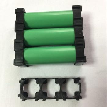 500pcs/lot 3P 18650 battery bracket for battery pack assembly 3P 18650 battery holder 18650 battery bracket
