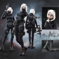 1: 6 Scale Military Soldiers 1/6 Female Assassin Series First Bomb Catch Me Up full set figure toy