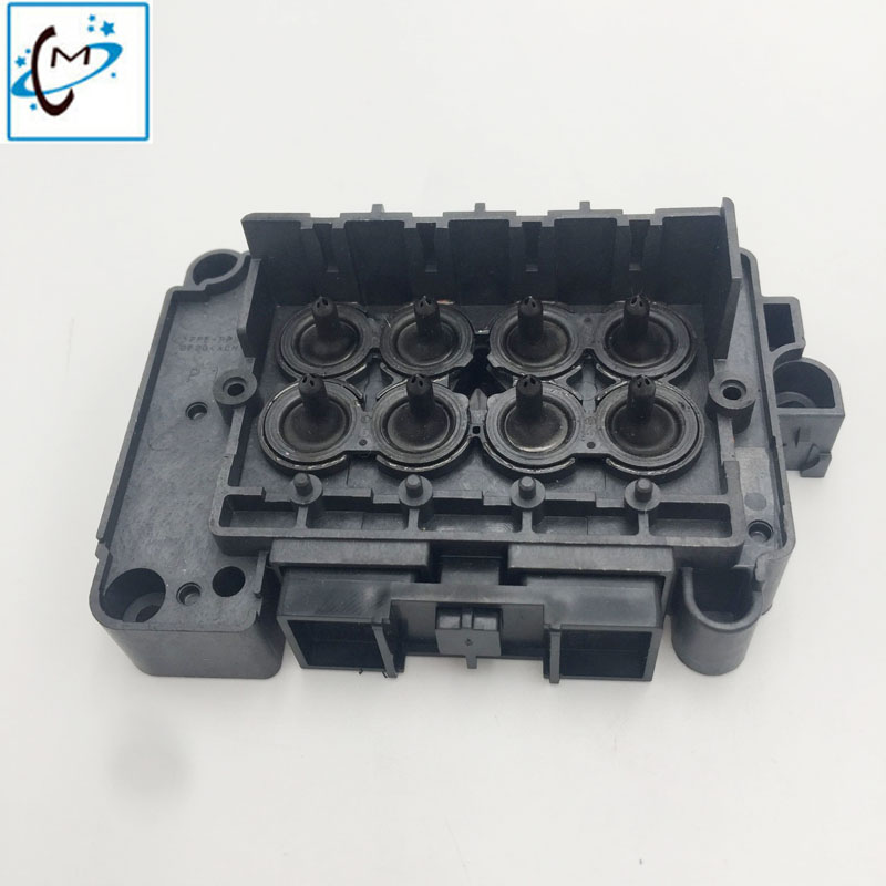 Original new Wit color Xenon Titanjet inkjet printer F18900 B310N dx7 solvent heap capping head cover manifold spare part brand new inkjet printer spare parts konica 512 head board carriage board for sale