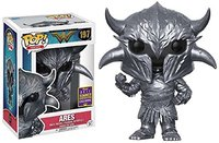 2017 SDCC Exclusive Funko pop Official DC Wonder Woman Ares Vinyl Action Figure Collectible Model Toy with Original Box