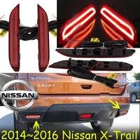 X Trail Breaking Light 2014 2016 Led Free Ship X Trail Rear Light X Trail Taillight