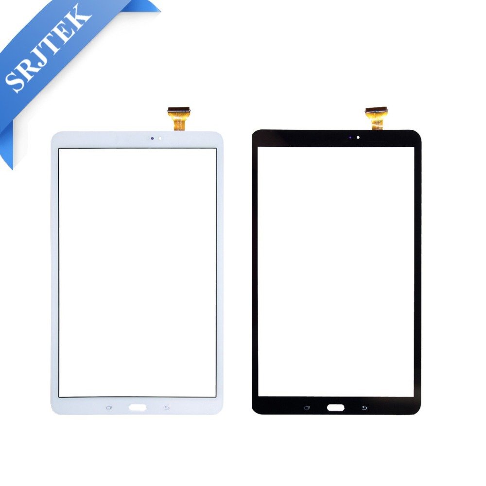 Srjtek For Samsung Galaxy Tab A 10.1 SM-T580 T585 touch Screen digitizer Glass Sensor Replacement Parts replacement for samsung galaxy tab s 10 5 t800 for sm t805 touch screen digitizer glass sensor panel 1 pcs free shipping