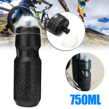 Outdoor 750ml Portable Bicycle Water Bottle Outdoor