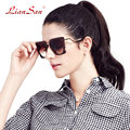 2017 New LianSan Fashion Driving Sunglasses Women Luxury Female Sunglasses Orignal Brand UV400 Wholesale 4 Lots LSP508A