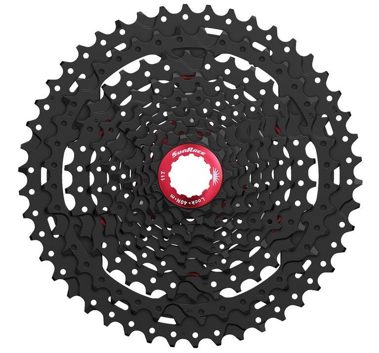 Image 3 - SunRace CSMX3 CSMS3 10 speed 11 46T Cassette Bike Freewheel Sprocket Mountain Bike Cassette Bicycle Parts 10 speed 11 46T-in Bicycle Freewheel from Sports & Entertainment