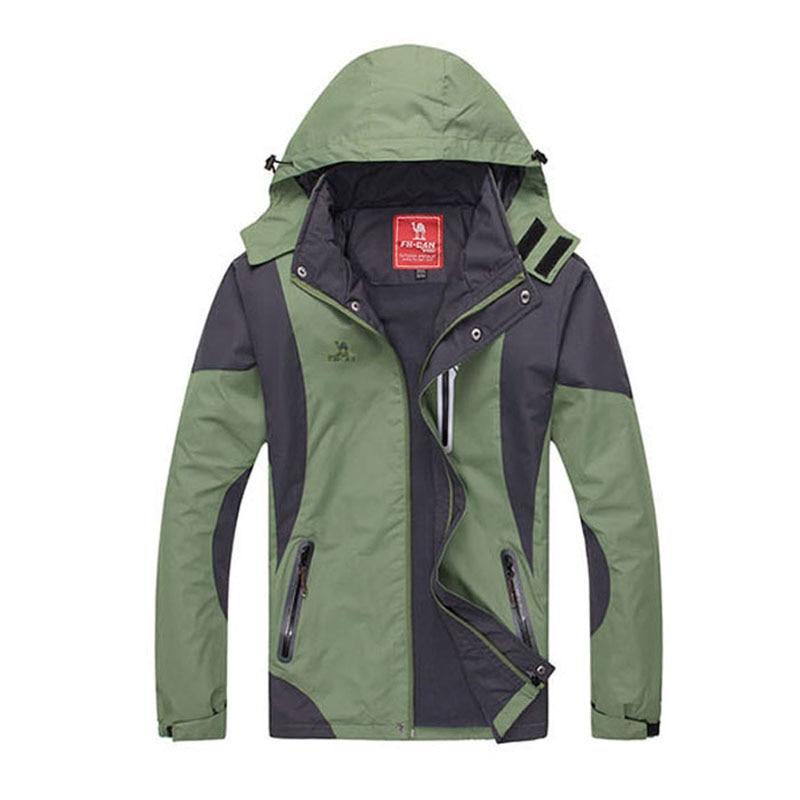 2016 men women outdoor outdoor waterproof jacket camping for Waterproof fishing clothing