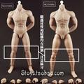 B34005 COO  B34006 1/6  Male doll body for DIY 12inch dolls Muscular body