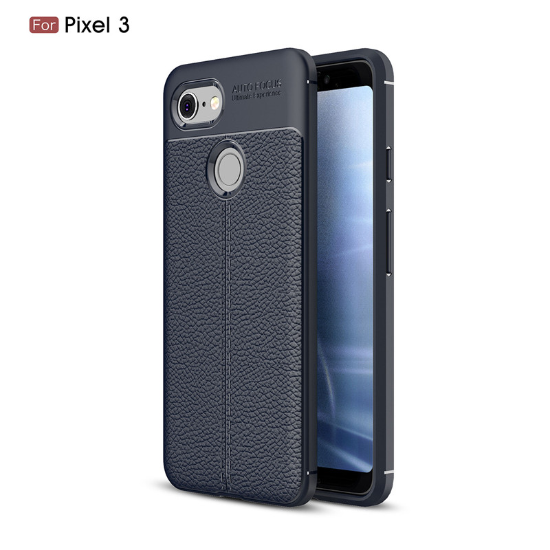 For Cover Google Pixel 3 Case Soft Silicone TPU Bumper Housing Phone Case For Google Pixel 3 Cover Pixel3 Funda 5.4''
