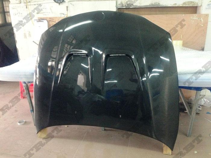2011-2012 BMW 1M Carbon Fiber Ap Style Hood9