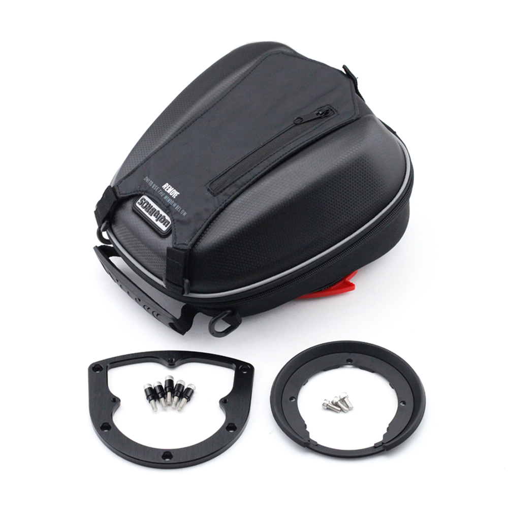 Luggage Tank Bag For DUCATI MONSTER 659/696/796/1100S Multi-Function Waterproof Backpack Motorcycle Accessries motorcycle cnc m20 2 5 magnetic engine oil cap for honda vfr800 vfr800f vfr 800 800f ducati monster 696 ducati monster 796