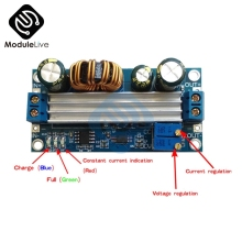 DC-DC Auto Buck Boost Step Up/Down Module Power Supply