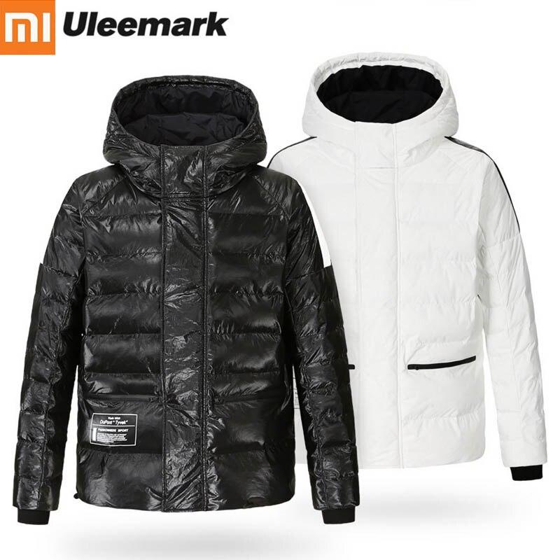 Original Xiaomi Uleemark Men Jacket DuPont Paper Padded Jackets Anti fouling Waterproof Windproof Coats Cotton Clothing