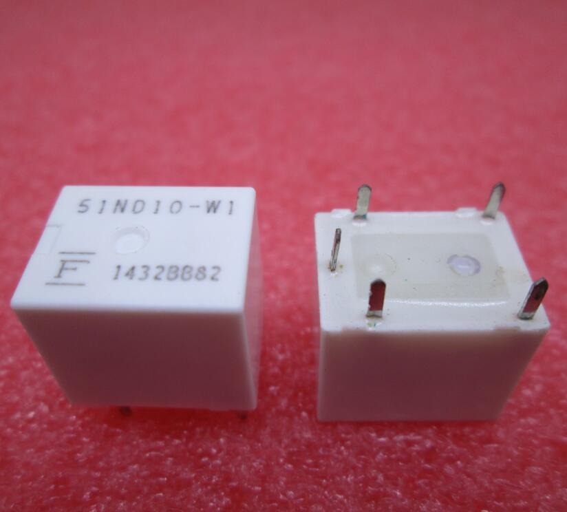 NEW relay 51ND10-W1 51ND10 51ND10W1 10VDC 35A DIP5 new