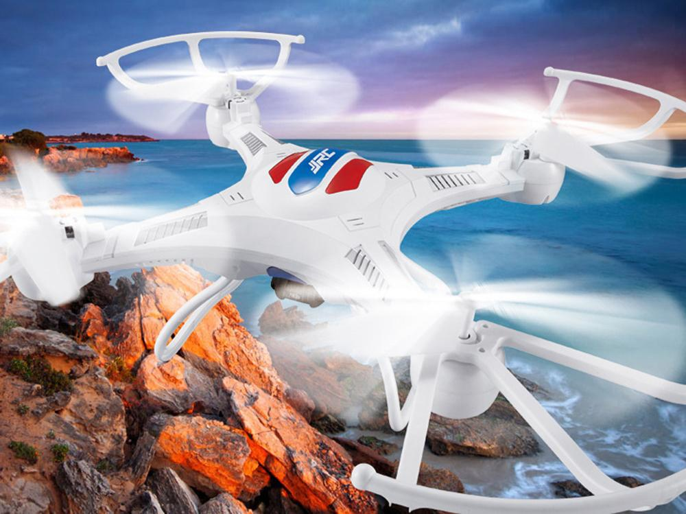 JJRC H15 Large RC Quadcopter One Key Auto Return RC Drone Helicopter RTF UAV with 2.0 HD  / 0.3mp HD Camera S15854/5