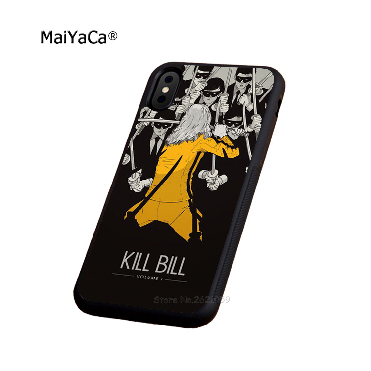 kill-bill-quentin-font-b-tarantino-b-font-soft-edge-phone-case-for-iphone-5s-se-6-6s-plus-7-7plus-8-8plus-x-xr-xs-max-silicone-cover-case