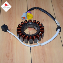 5d03b9238d0 Del estator del motor magnético de JS400 ATV jianshe 400 ATV carburador  piezas modelo No. Es F3-D52000-0