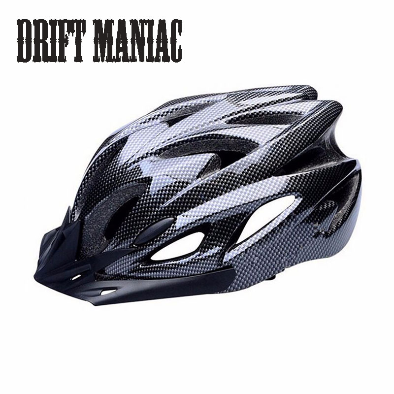 Ultralight Cycling Men's Women's Helmet EPS MTB Mountain Bike Integrally Molded Helmet Comfort Safety Free Size men women cycling helmet eps ultralight mtb mountain bike helmet riding safety bicycle helmet