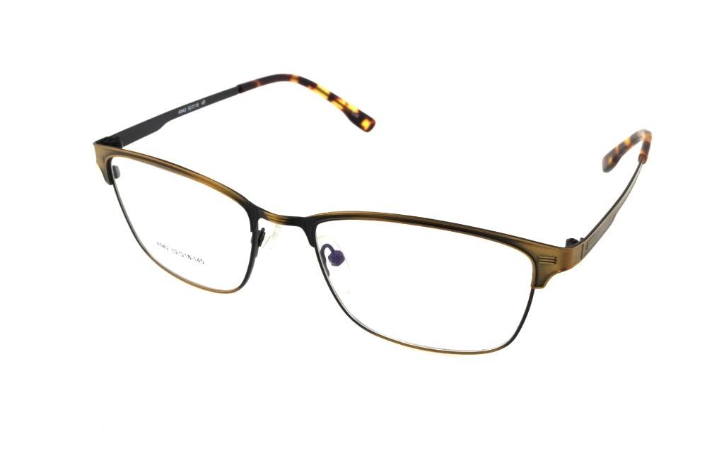 ebb420ec239 Custom made prescription optical glasses photochromic Classic large  Titanium alloy full-rim frame myopia short sight reading