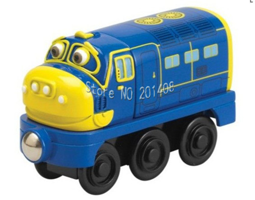 Chuggington metal train Educational Toys collections for kids gifts - Brewster