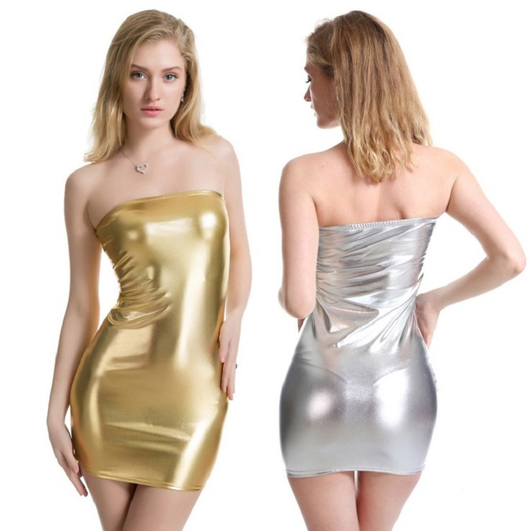 8fd11882c11 Buy shiny tube dress and get free shipping on AliExpress.com