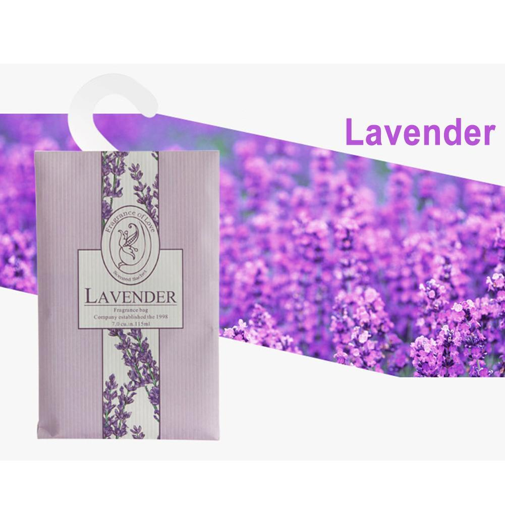 1/2Pcs Fragrant Lavender Sachet Scented Hanging Wardrobe Closet Car Odor  Mildew Insect Repellent Clothes Fragrant Sachet Bags In Soap Scents From  Home ...