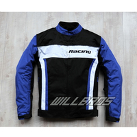 Best selling for Honda motorcycle Jersey suit men Racing motocross four seasons off road riding suit shatter resistant jacket
