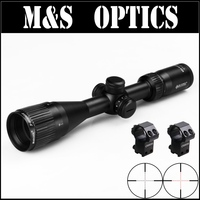Marcool alt 3 9x40 aoir под 5.56 пуля Пистолеты точка зрения оптическая воздуха винтовок сфера для наружной Охота оборудование Бесплатная доставка