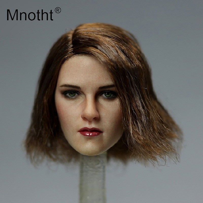 Pre-Sale KT010 1/6 Head Sculpt Female Soldier Accessories Fit For 12in Action Figures PH/HT/VERYCOOL/TTL/Play toy/JIAOU DOLL mnotht toys 1 6 vivian hsu head sculpt female asian beauty head carving model fit for 12in ph ht female soldier body m3