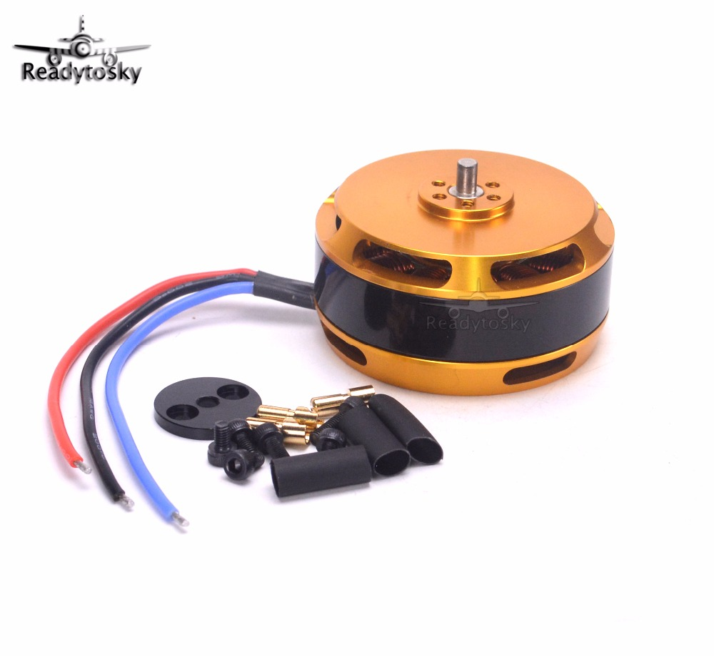 5010 340KV High Torque Brushless Motors For Agriculture UAV RC Plane Brushless Outrunner Motor MultiCopter  QuadCopter t motor special designed p80 100kv of p series motor for agriculture multicopter uav drones