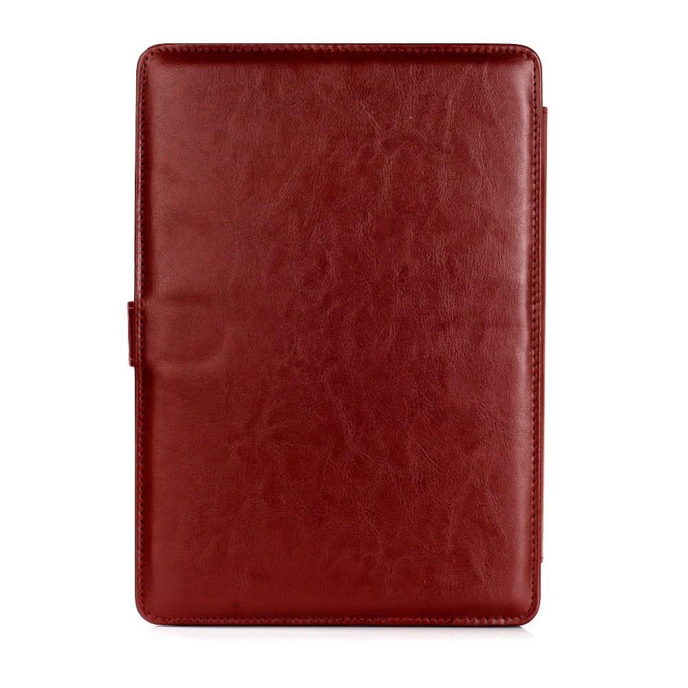 RYGOU Pu Leather Case & Keyboard Cover & Screen Protector dla Macbook - Akcesoria do laptopów - Zdjęcie 2