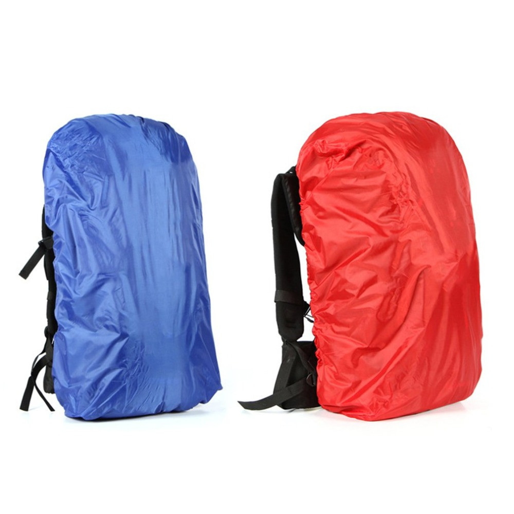 Outdoor Unisex Waterproof Backpack Rain Bag Cover Resistant Cover Hiking  Camping Backpack Rucksack Bag For Adult-in Climbing Bags from Sports ... 6d64da92f221c