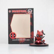 Deadpool Cute Edition Toys