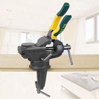 Hot 50mm Heavy Table Vise Bench Vice Universal Vise Desktop Vise Retail
