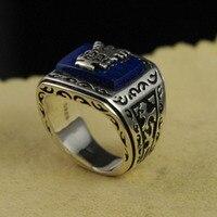 Free Shipping New 2014 Vampire Diaries Jeremy John Revival Ring 925 Sterling Silver Men Rings Free