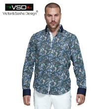 Italian Men Shirts Fashion 7 Camicie Style camisas hombre Men s Shirt Long Sleeve Plus Size