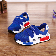 Summer trend youngsters boy sneakers top quality boys Sandals anti-slip ladies sneakers new kinds children child sneakers CS251