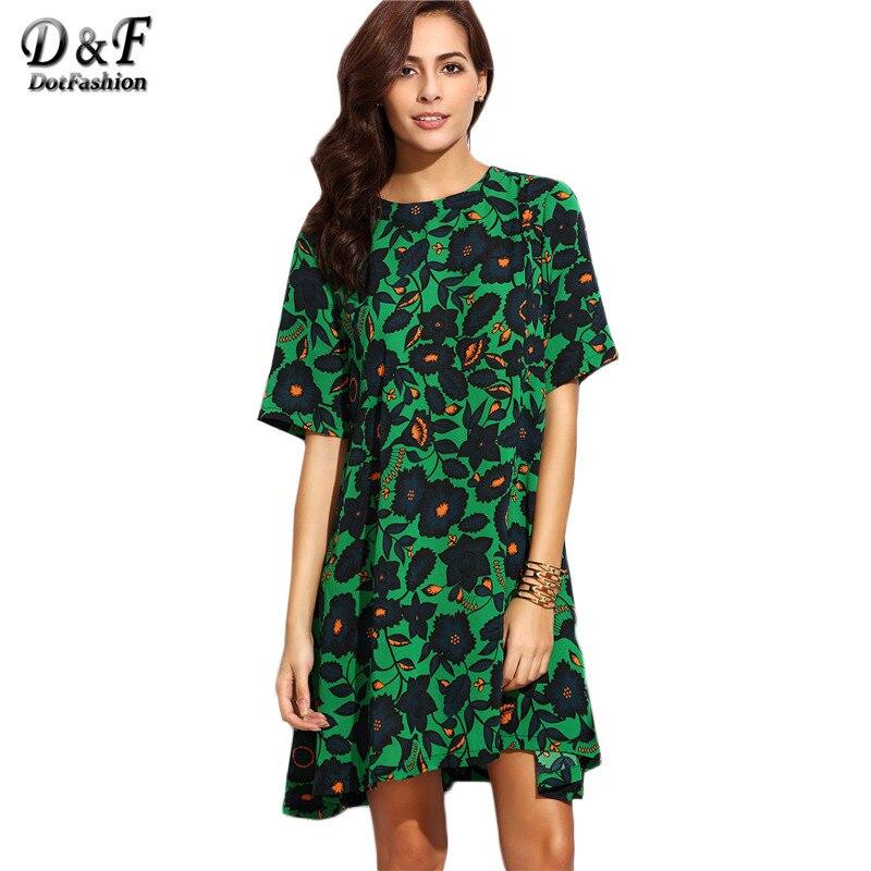 Popular Green Shift Dress-Buy Cheap Green Shift Dress lots from ...