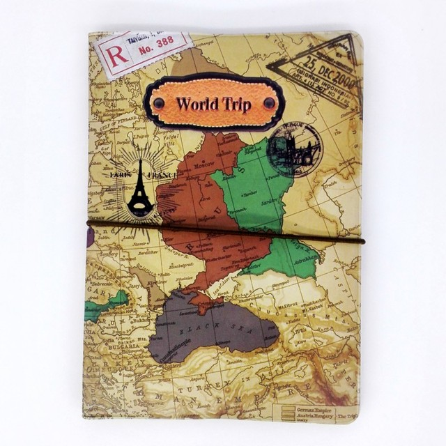 Foreverfriendsnew lovely map travel passport holder cover identity foreverfriendsnew lovely map travel passport holder cover identity id card credit card holder bags document folder gumiabroncs Image collections