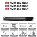 Originale DH NVR sistema di telecamere cctv 16/32/64 Canali 1.5U 4 k e H.265 Pro Registratore Video di Rete NVR5416-4KS2 NVR5432-4KS2 NVR5464-4KS2
