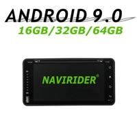 High configuration Octa Core Android 9.0 Car GPS Multimedia For TOYOTA Rav4 Corolla Vios Hilux Land Cruiser Fortuner Prado 06 10