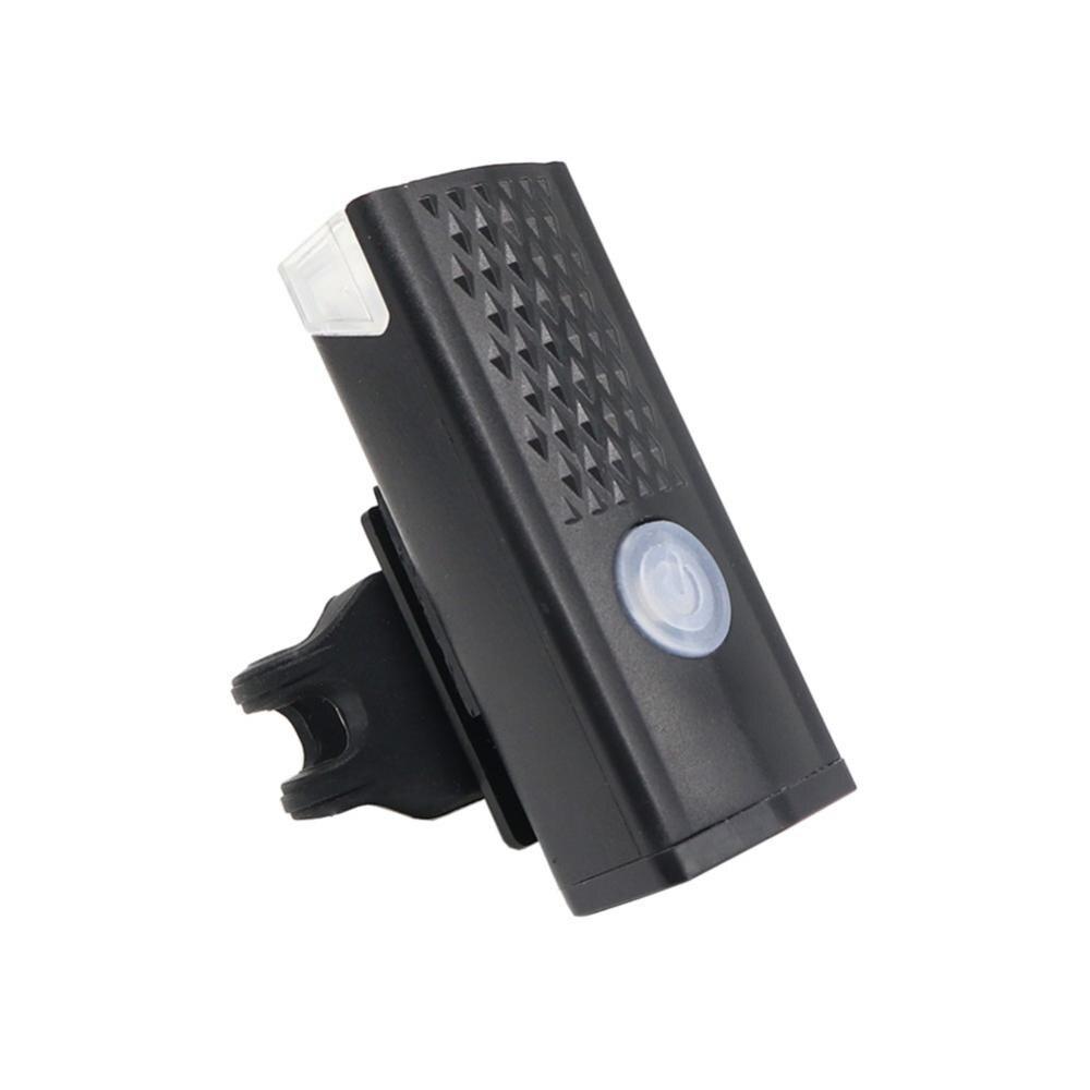 Bike Lights USB Rechargeable Bicycle Light Power Bank Super Bright Waterproof Headlight For Bike