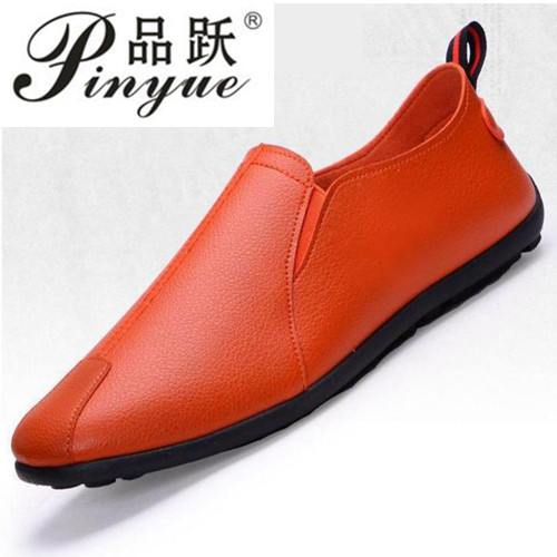 2018 Hot Sale Fashion Summer Loafers Men Shoes Casual Leather Comfortable Driving Shoes Soft Male Moccasins Breathable