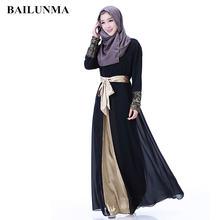 2020 модная шифоновая мусульманская абайя традиционная турецкая