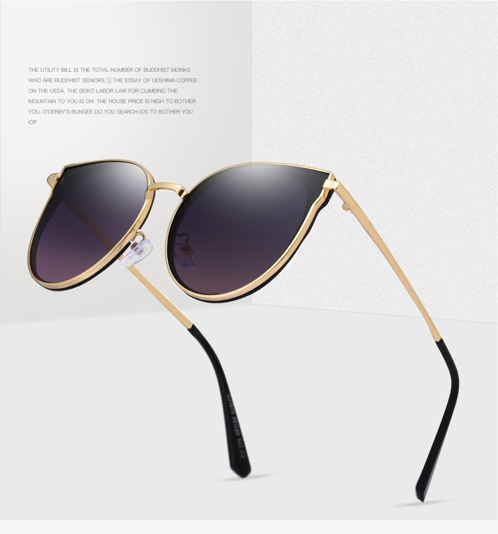 cateye sunglasses women (1)