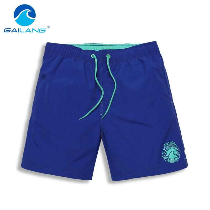 Gailang Brand Summer Mens Beach   Shorts   Casual Men Boardshorts polyester Quick Drying Bermuda Big Size XXXL   Board     Shorts   Boxers