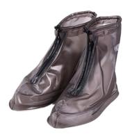 SAENSHING Waterproof Shoes Covers Reusable Motorcycle Cycling Bike Rain Boot Shoes Covers Rainproof Rain Boot for rider