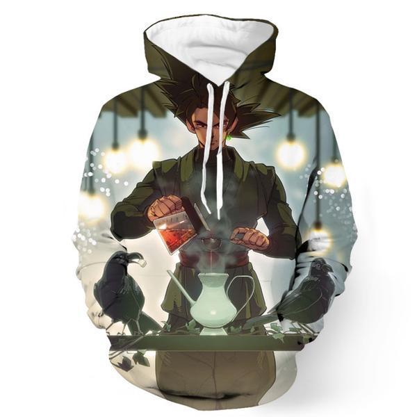 Best Seller Dragon Ball Z Themed Pullovers Sweatshirts